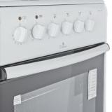 Ручка дверки духовки плиты Дарина GM442, Дарина ЕМ341, Дарина ЕМ331, Дарина ЕМ241 белая