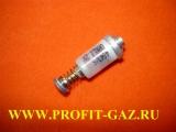 Магнитная пробка на кран с газконтролем газовой плиты Дарина для термопар под резьбу