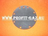 Мембрана прокладка водяной части газовой колонки КГИ-56 черная