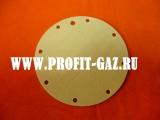 Мембрана прокладка водяной части газовой колонки КГИ-56