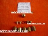 Сопла жиклёры плиты Дарина GM441-018...024 (набор для сжиженого газа Р=3000 Па)