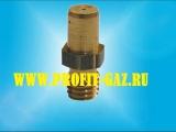Сопло для газовой части колонки КГИ-56 (латунь)